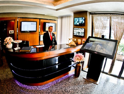 Istanbul Hotel - Hotel Momento Beyazit - reception and check in