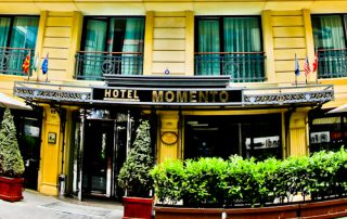 Istanbul Hotel - Hotel Momento Beyazit - hotel facade