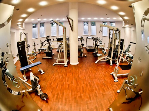 Hotel Sofia - The Maison Sofia Hotel Bulgaria - onsite fitness center
