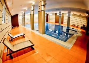 Hotel Sofia - The Maison Sofia Hotel Bulgaria - onsite swimming pool