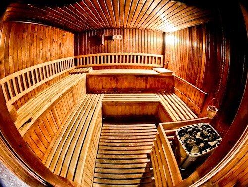 Hotel Sofia - The Maison Sofia Hotel Bulgaria - onsite sauna
