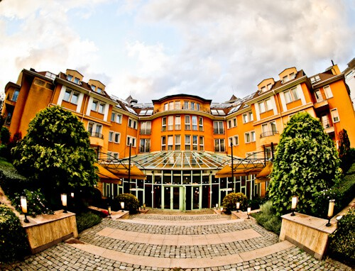 Hotel Sofia - The Maison Sofia Hotel Bulgaria - location