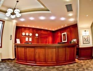 Hotel Sofia - The Maison Sofia Hotel Bulgaria - check in