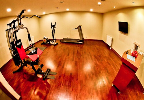 Ankara Hotel - Niza Park Hotel - fitness center and gym