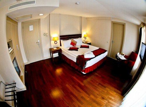 Ankara Hotel - Niza Park Hotel - guest room