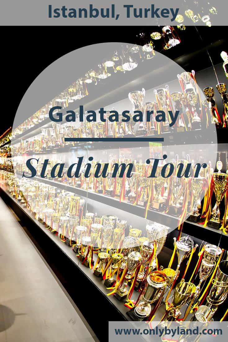 Galatasaray – Stadium Tour – Turk Telekom Stadium