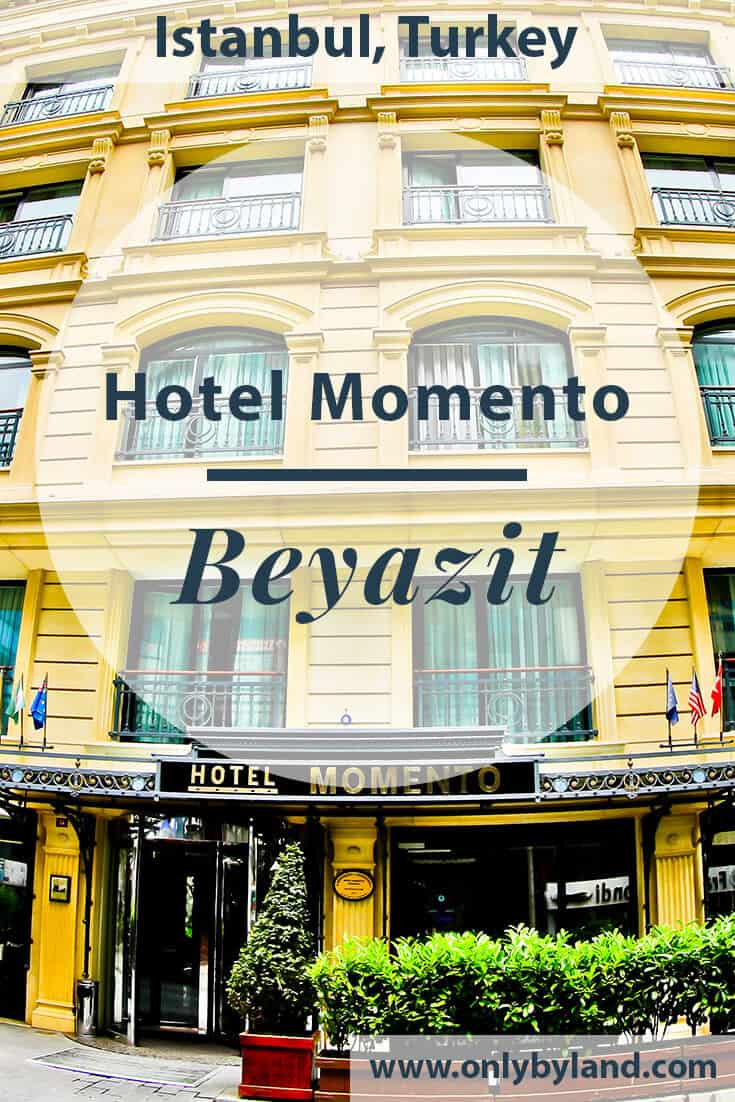 Istanbul Hotel – Momento Beyazit – Grand Bazaar