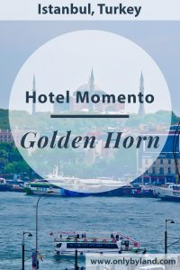 Istanbul Hotels - Hotel Momento Golden Horn is conveniently located in the Karakoy district of Istanbul. This Istanbul hotel is located next to the Galata Tower and offers panoramic views over the Golden Horn and Sultanahmet parts of Istanbul. In addition you can see the famous mosques of Istanbul from the terrace.