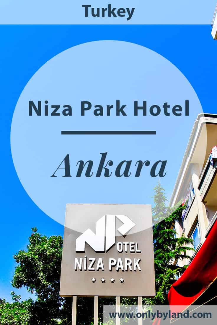 Ankara Hotel – Niza Park Hotel