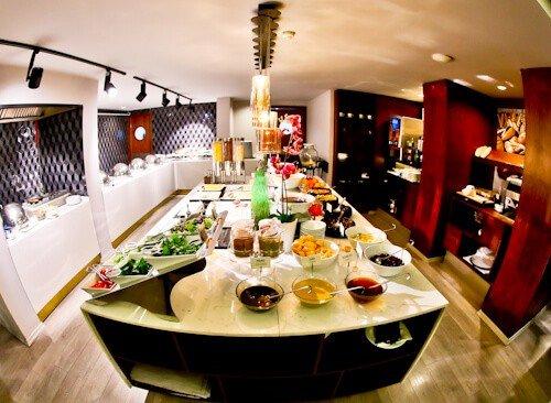 Izmir Hotel - Smart Hotel - complimentary breakfast buffet