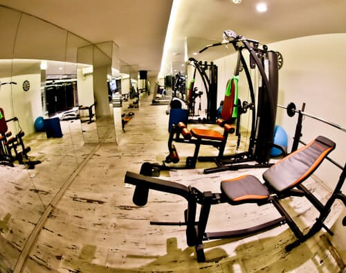 Izmir Hotel - Smart Hotel - Fitness Center