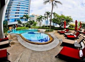 Bangkok Hotels - Amari Watergate Hotel - Pratunam - Swimming Pool