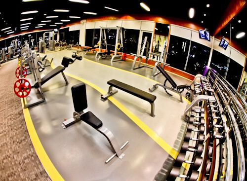 Bangkok Hotels - Amari Watergate Hotel - Pratunam - Fitness Center