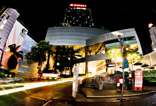 Bangkok Hotels - Amari Watergate Hotel - Pratunam - Location