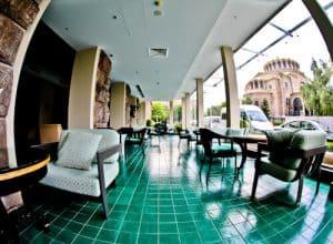 Sofia Balkan Hotel - Bulgaria - onsite restaurant