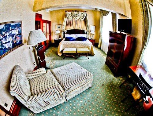 Sofia Balkan Hotel - Bulgaria - presidential suite