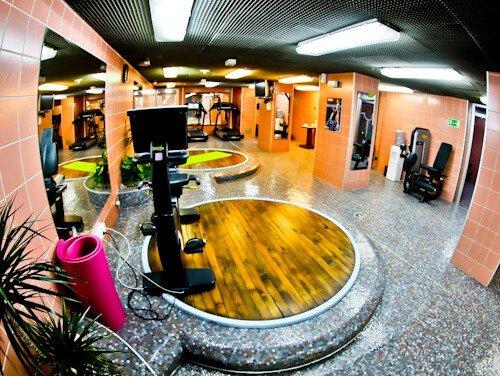 Sofia Balkan Hotel - Bulgaria - fitness center and gym