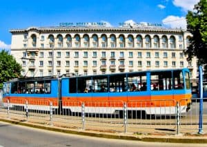 Sofia Balkan Hotel - Bulgaria - Location