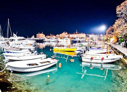 Budva Montenegro - Budva Harbor / Dukley Marina