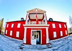 Cetinje Montenegro - King Nicholas Museum