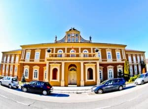 Cetinje Montenegro - Historical Museum and National Gallery