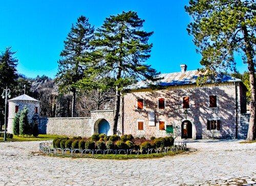 Cetinje Montenegro - Biljarda