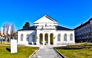 Cetinje Montenegro - Town Hall