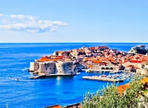Dubrovnik - Things to do in the UNESCO city - Panoramic View