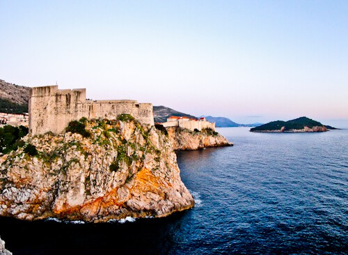 Dubrovnik Croatia - Things to do in the UNESCO city - Lokrum