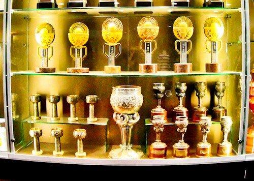 Hajduk Split - Museum and Stadium Tour - Yugoslav Cup