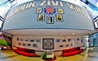 Hadjuk Split - Museum and Stadium Tour