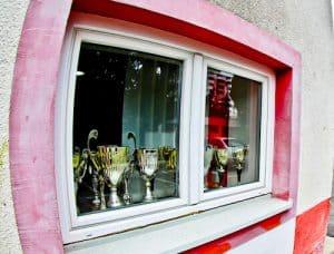 HSK Zrinjski Mostar - Bijeli Brijeg Stadium Tour - museum