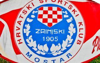 HSK Zrinjski Mostar - Bijeli Brijeg Stadium Tour - Location