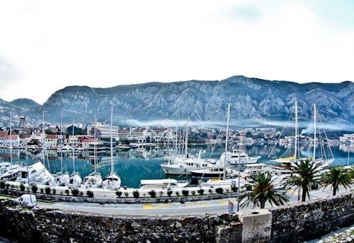Kotor - UNESCO region - Bay of Kotor