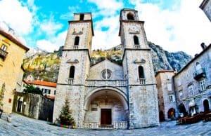 Kotor - UNESCO region - Kotor Cathedral