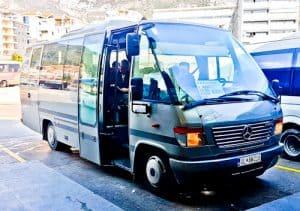 Kotor - UNESCO region - bus from Kotor to Budva
