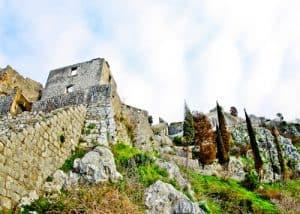 Kotor - UNESCO region - Kotor Fortress