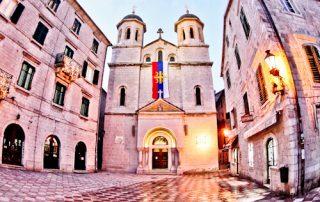 Kotor - UNESCO region - Kotor Old Town