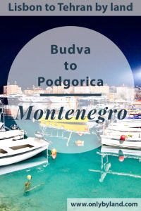 Budva Montenegro - Things to do in the Montenegrin town of Budva.