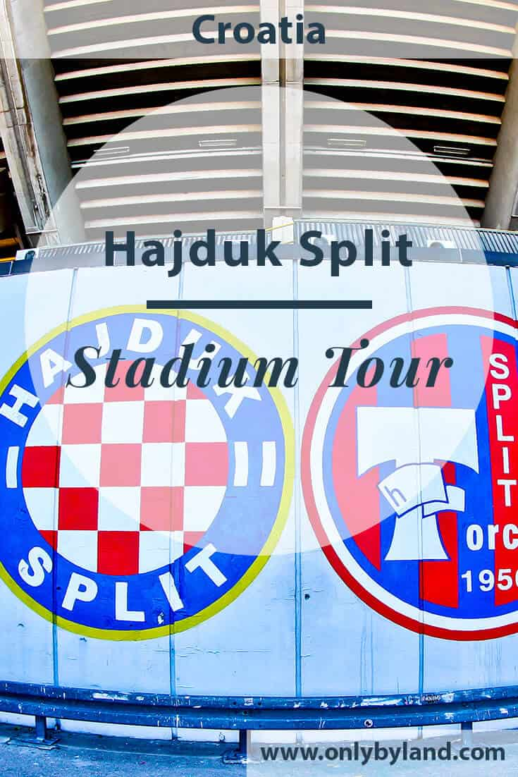 Hajduk Split – Museum and Stadium Tour