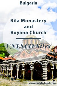 Rila Monastery - A day trip to the Rila Monastery and Boyana church UNESCO sites from Sofia Bulgaria