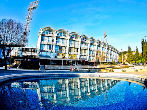 Podgorica Montenegro - Podgorica City Stadium