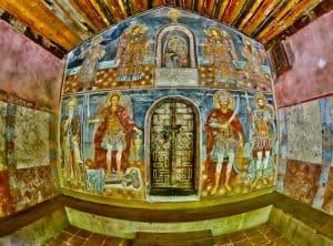 Rila Monastery - A day trip from Sofia - Old Church
