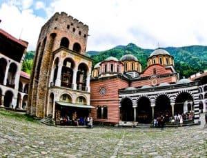 Rila Monastery - A day trip from Sofia - Hrelja Tower