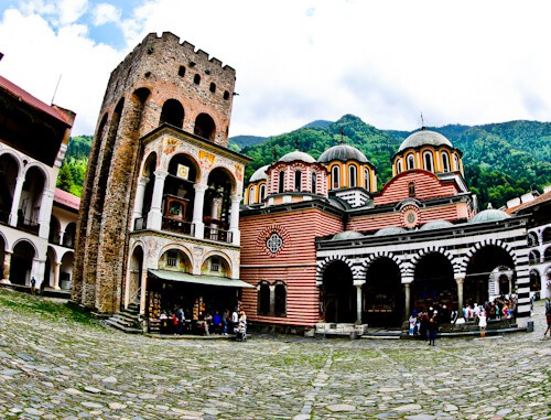 Rila Monastery - A day trip from Sofia - Hrelja Tower