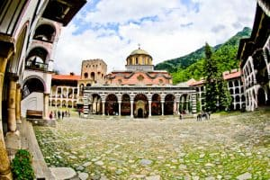 Rila Monastery - A day trip from Sofia with Traventuria - complex