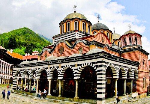 Rila Monastery - A day trip from Sofia - Exterior