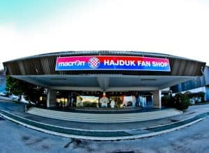 Hadjuk Split - Museum and Stadium Tour - Club Shop