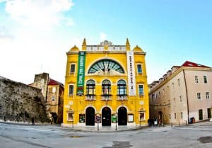 Split Croatia - Things to do in Split - Croatia National Theater