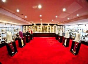 Hadjuk Split - Museum and Stadium Tour - Trophy Cabinet